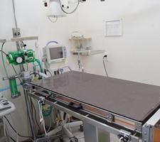 人工呼吸器付麻酔器