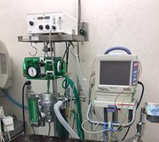 麻酔管理モニター機